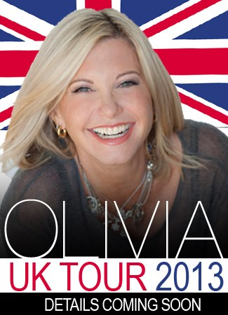 TOUR U.K. 2013